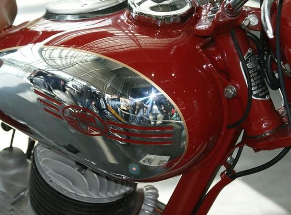 odnowione części motocyklowe